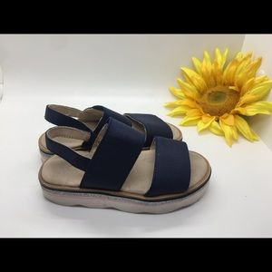 Zara Toddler Girls Platform Sandals Size 9.5
